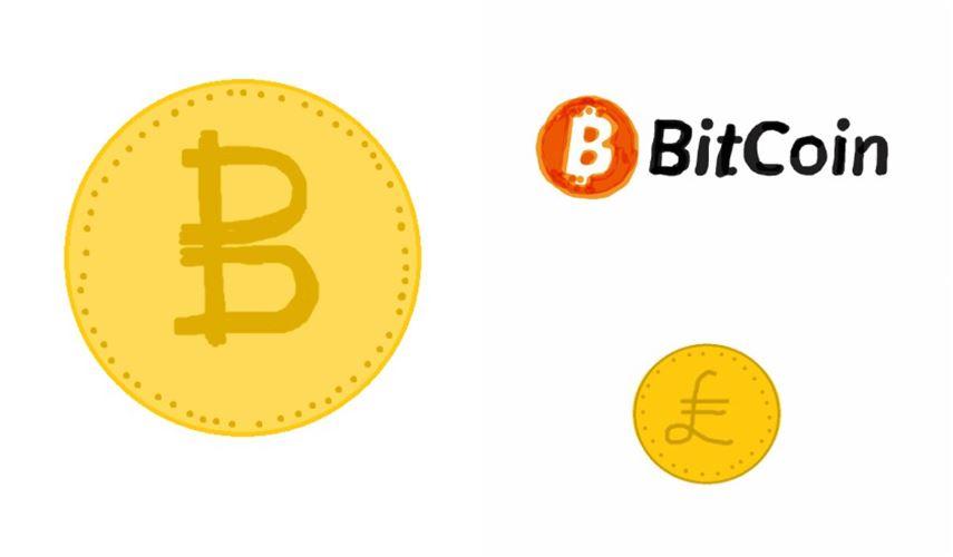 Bitcoin - memory logo