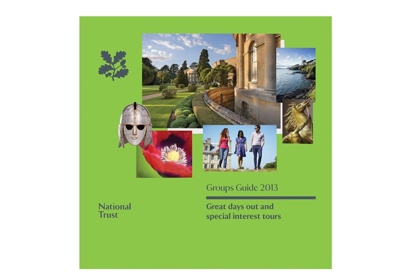 National Trust design client