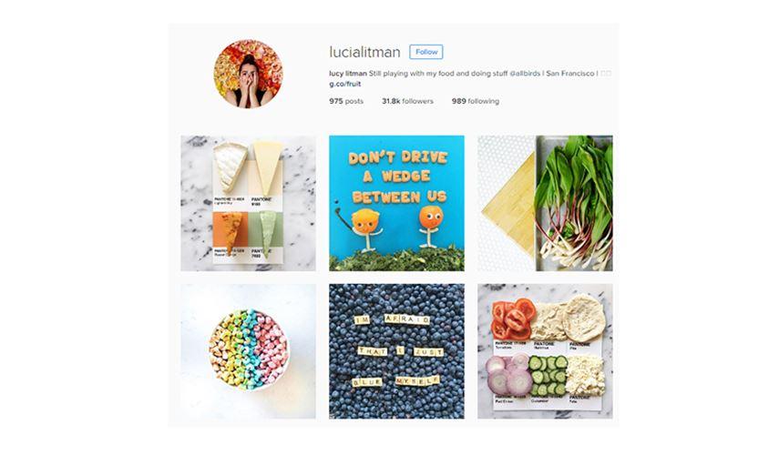 Lucia Litman - Creative Instagram