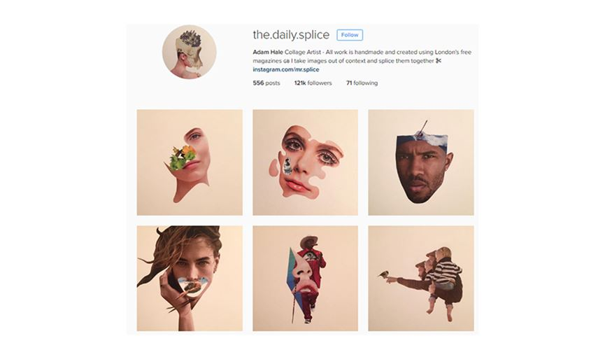 The Daily Splice Creative Instagram