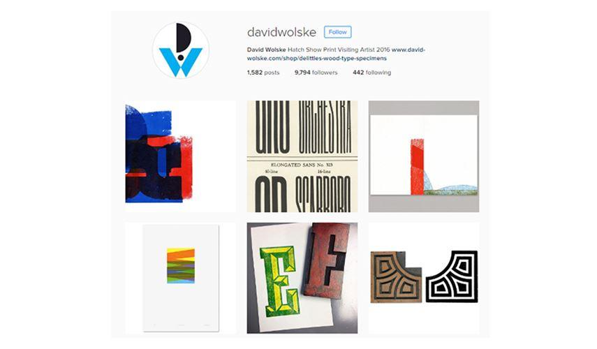 David Wolske - Creative Instagram