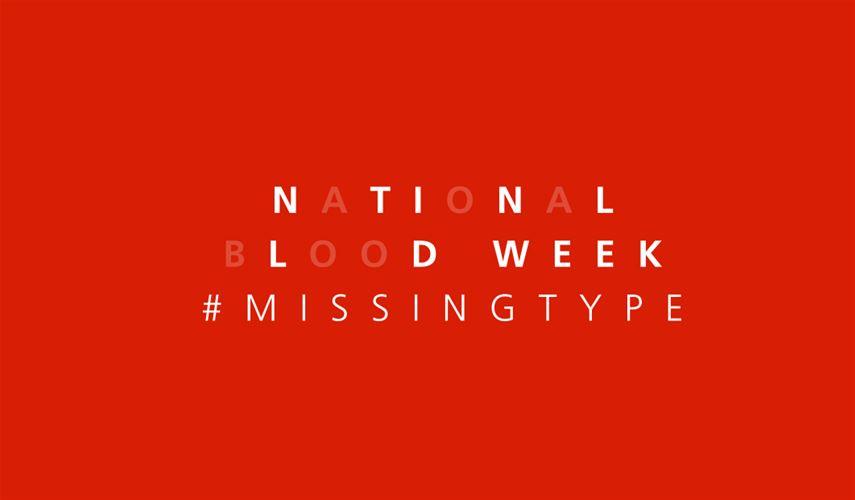 Missing type 2 - PR Campaign