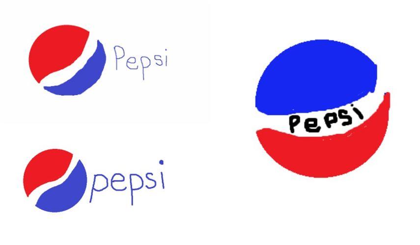 Pepsi logo - memory