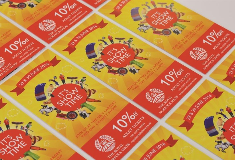 Royal Norfolk Show Marketing Case Study